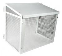 Антивандальная решетка для кондиционера 500х800х600