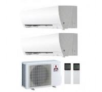 Мульти-сплит система Mitsubishi Electric MXZ-2D53VA / MSZ-FH25VE / MSZ-FH25VE