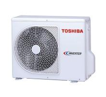 Наружный блок Toshiba RAS-M14GAV-E на 2 комнаты