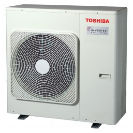 Наружный блок Toshiba  RAS-5M34UAV-E1 на 5 комнат