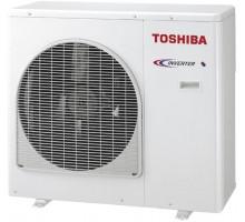 Наружный блок Toshiba RAS-4M27UAV-E на 4 комнаты
