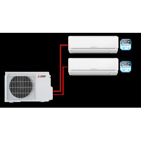 Кондиционер Mitsubishi Electric MXZ-2HJ40VA ER / MSZ-HJ25VA ER