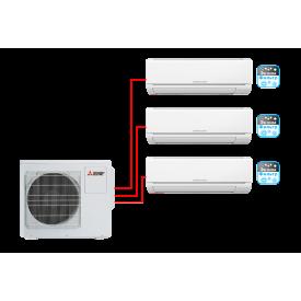 Кондиционер Mitsubishi Electric MXZ-3HJ50VA ER / 2* MSZ-HJ25VA ER / MSZ-HJ35VA ER